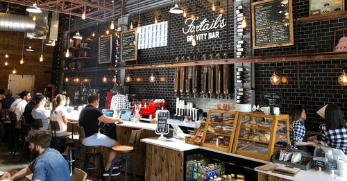 Coffee Shop Saturdays Foxtail Coffee Co Winter Park Fl Bernie Anderson
