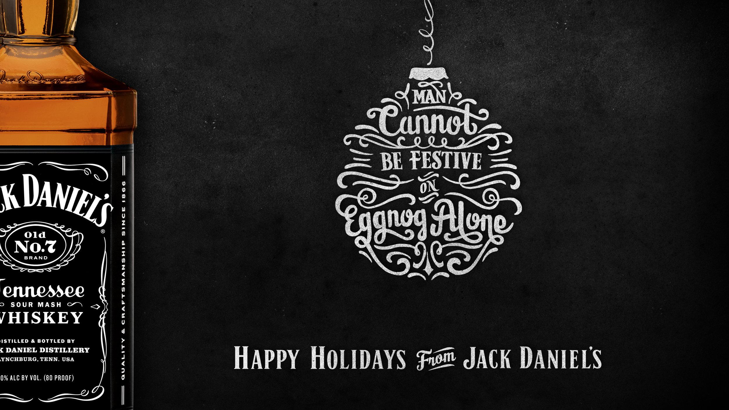 Jack Daniel's Holiday -