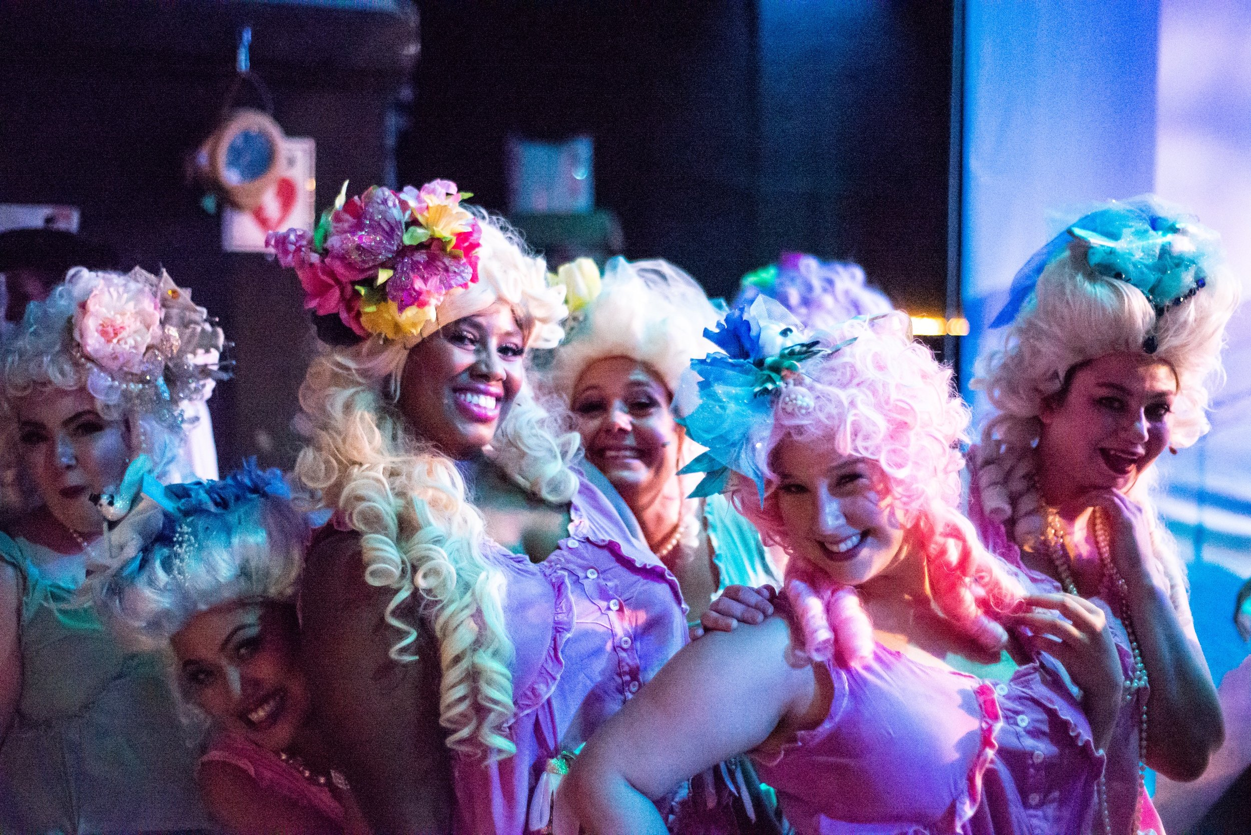 Backstage with Sin City Opera