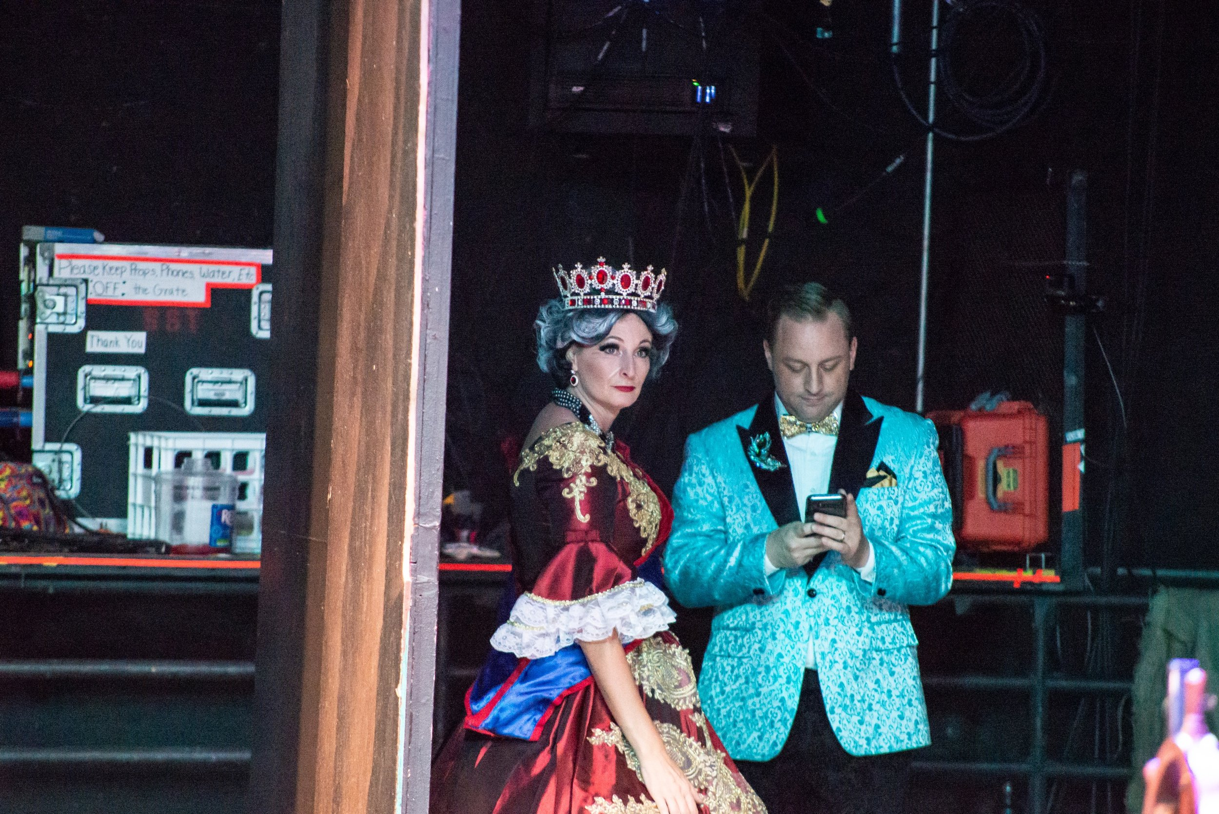 Event Photography: Backstage