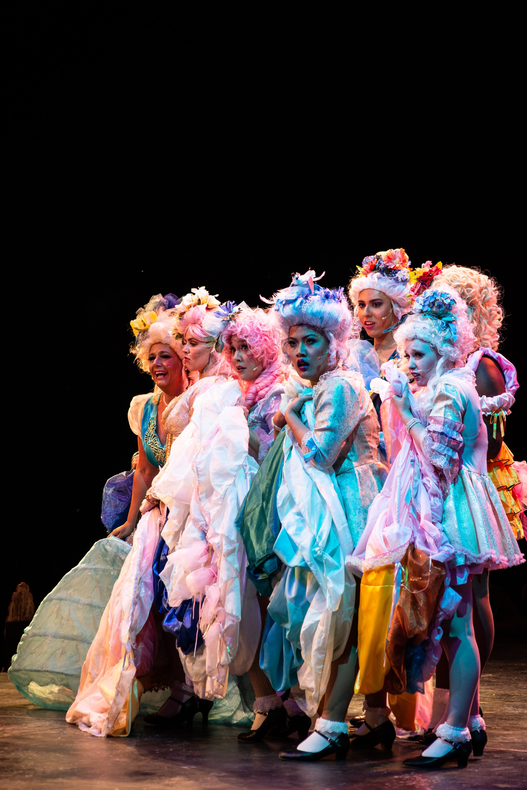 Event Photography: Sin City Opera