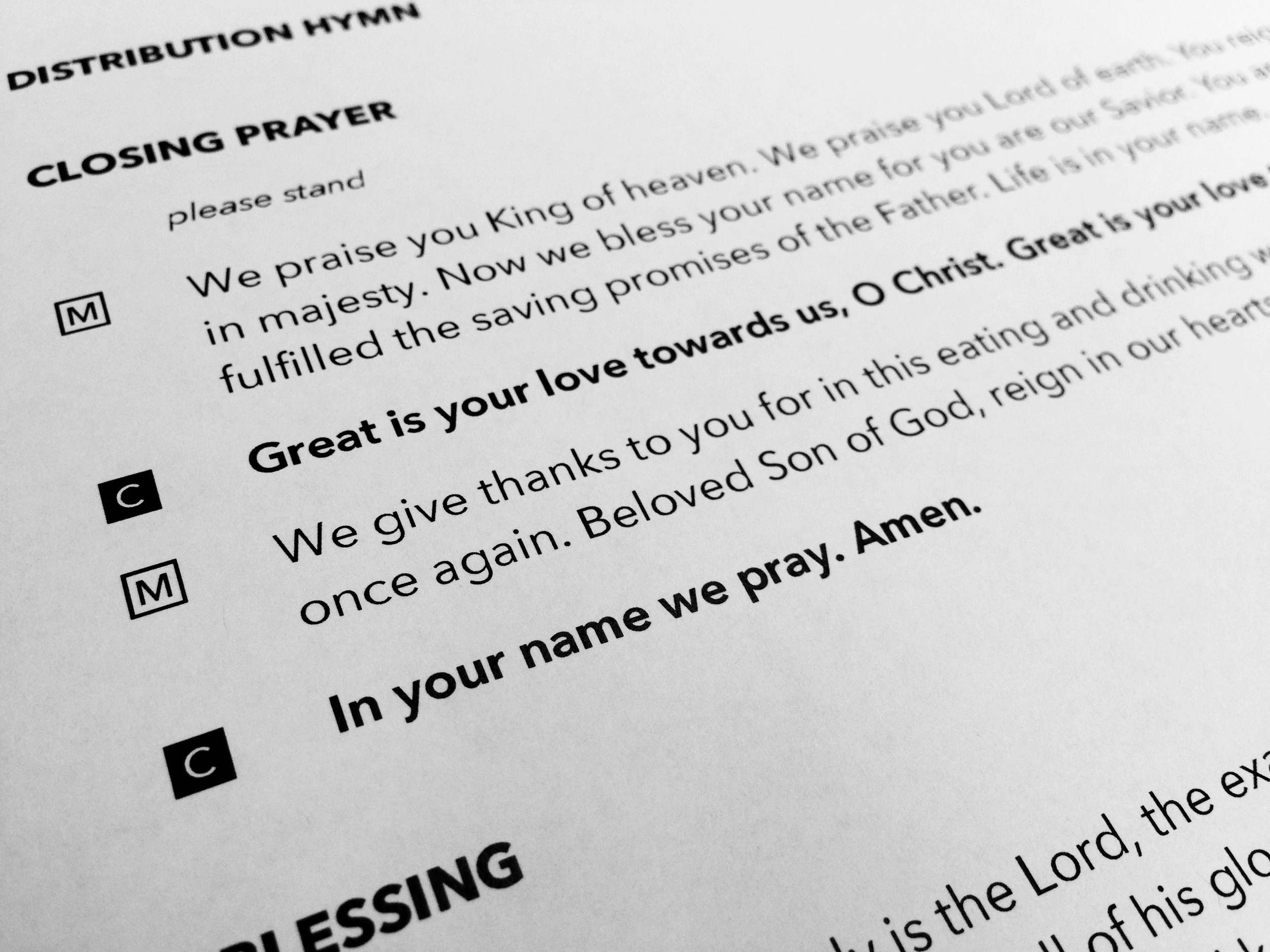 Worship Folder   Templates    Learn more