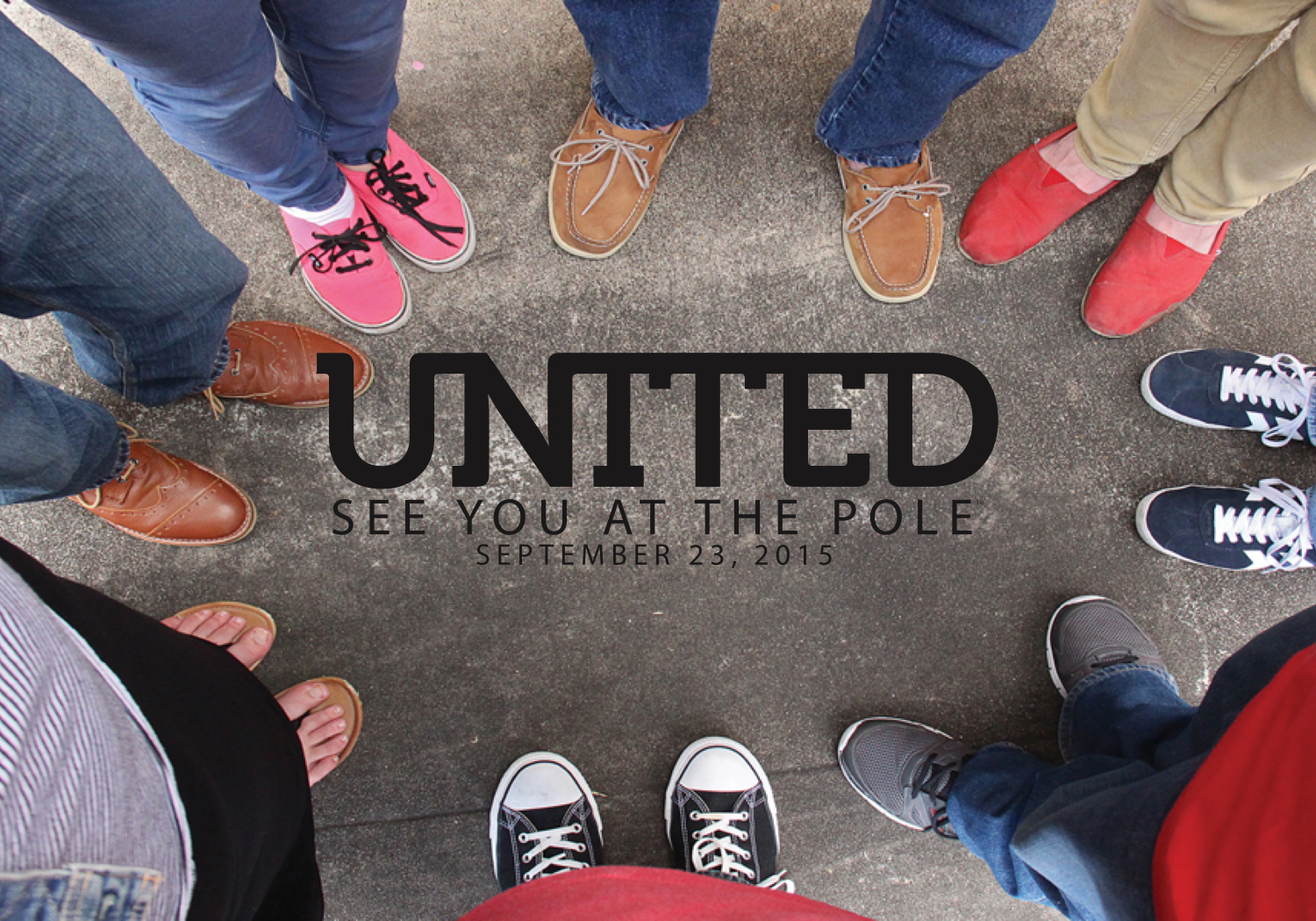 See you at the Pole is this Wednesday, September 23. Grab some friends, make a plan and pray for your school at 7am or 30 minutes before school starts.