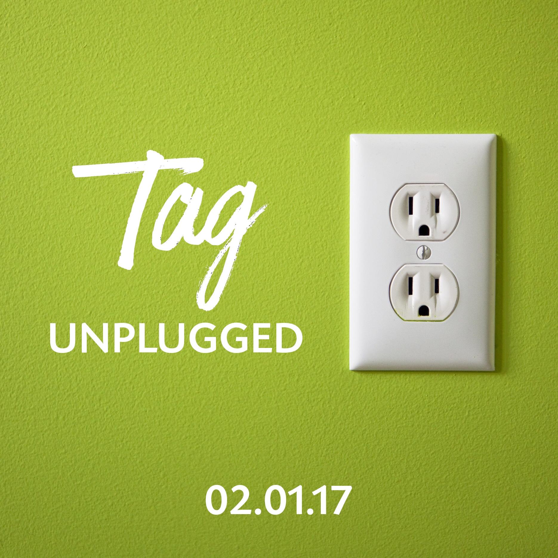 Tag_unplugged