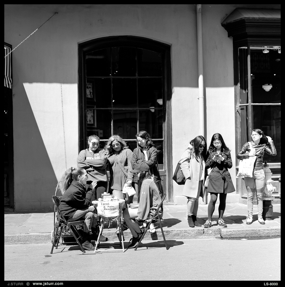 New Orleans shot on a Rollei 6008i Fujifilm Acros 100 stand development in Rodinal