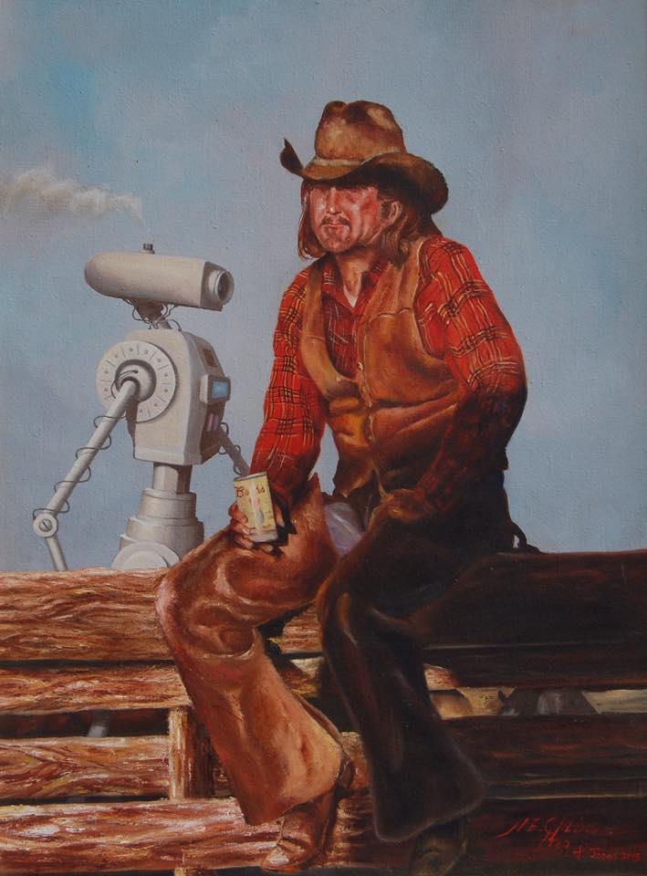 artist Jason Jones