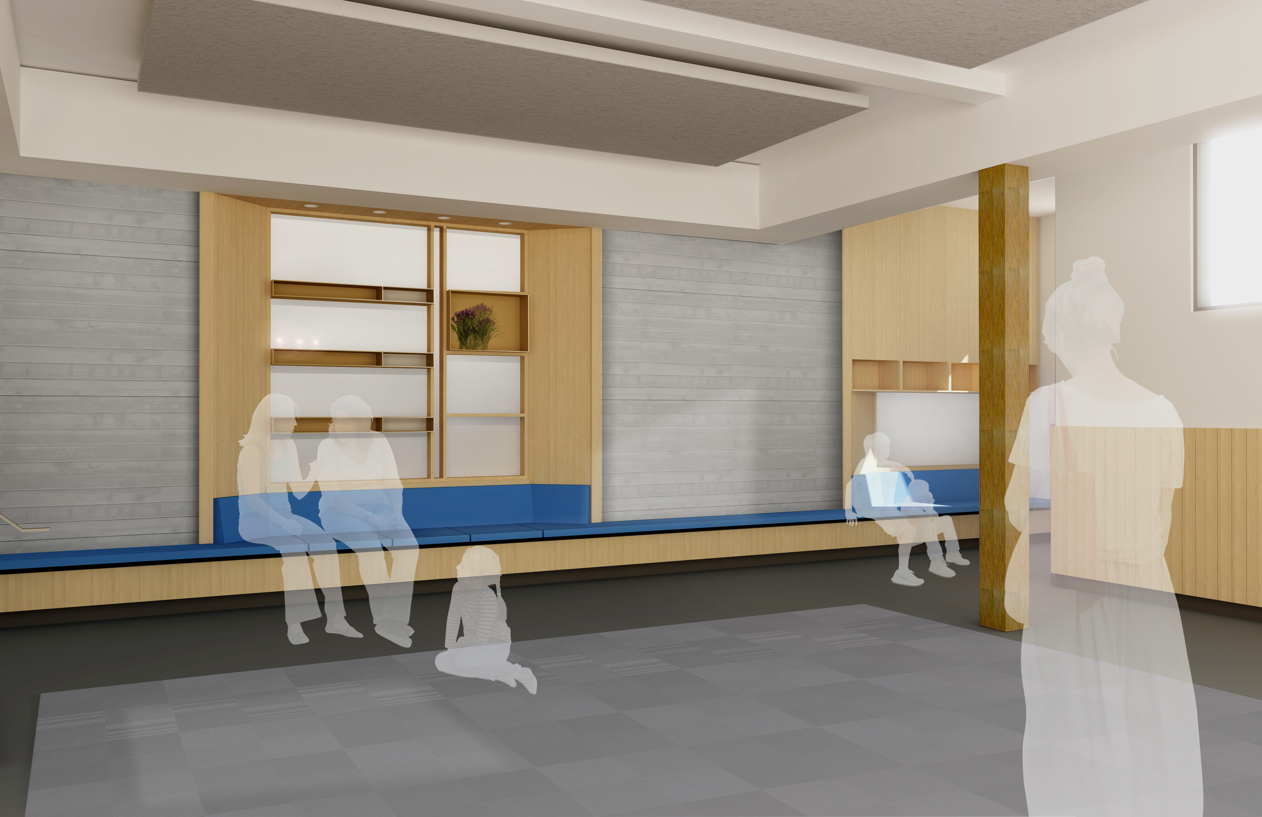 A RECENT ConCEPTUALIZATION OF THE NORTH SIDE OF THE BASEMENT