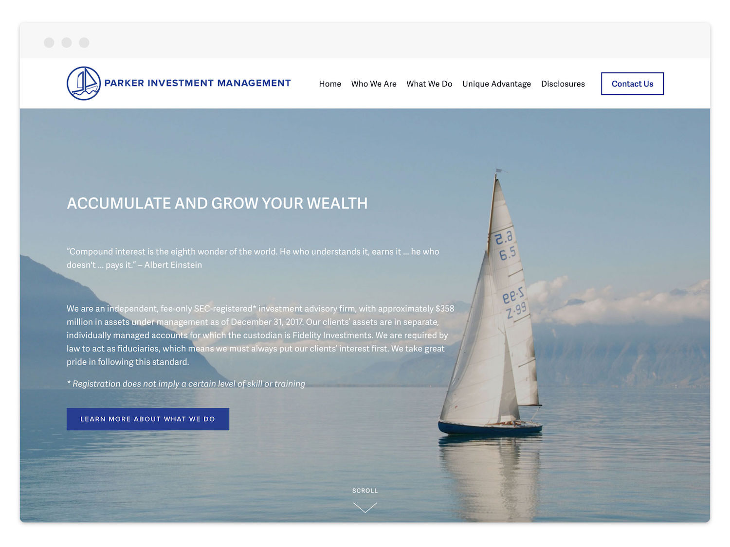 Parker Investment Management  (Investment Firm)