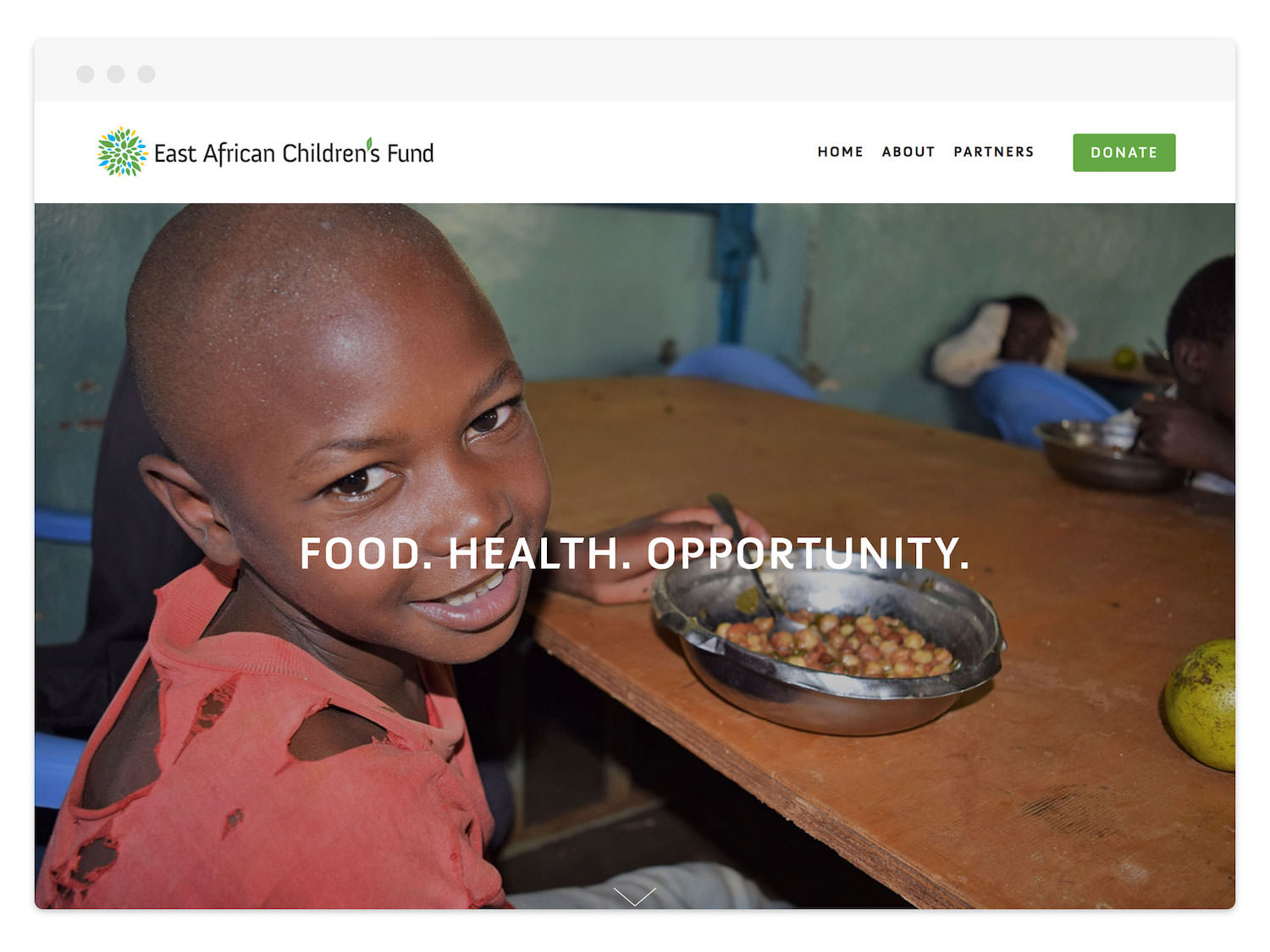 East African Children's Fund  (Nonprofit)
