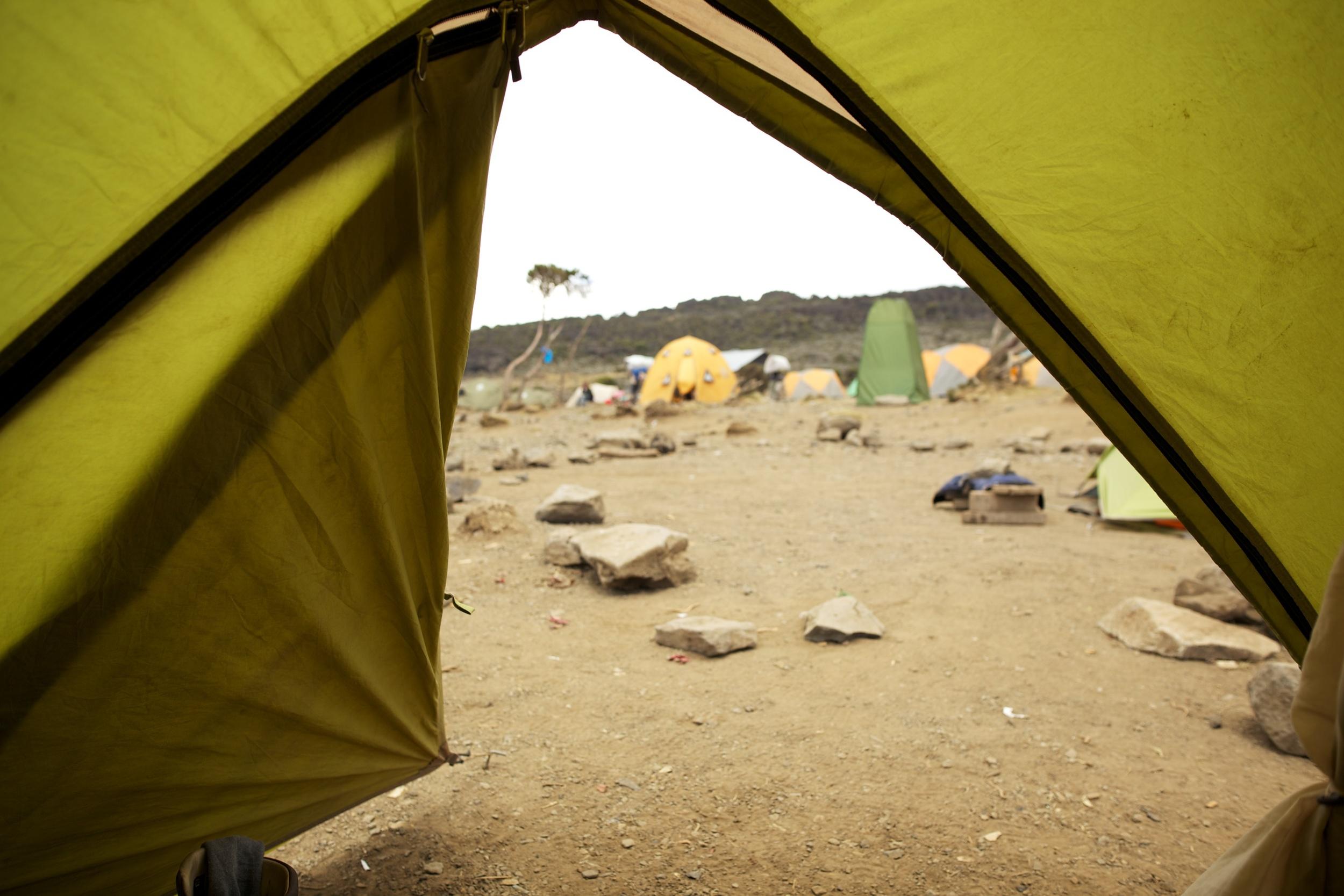 Shira Camp, 3940 asml, Kilimanjaro (TZ), Sep 2012