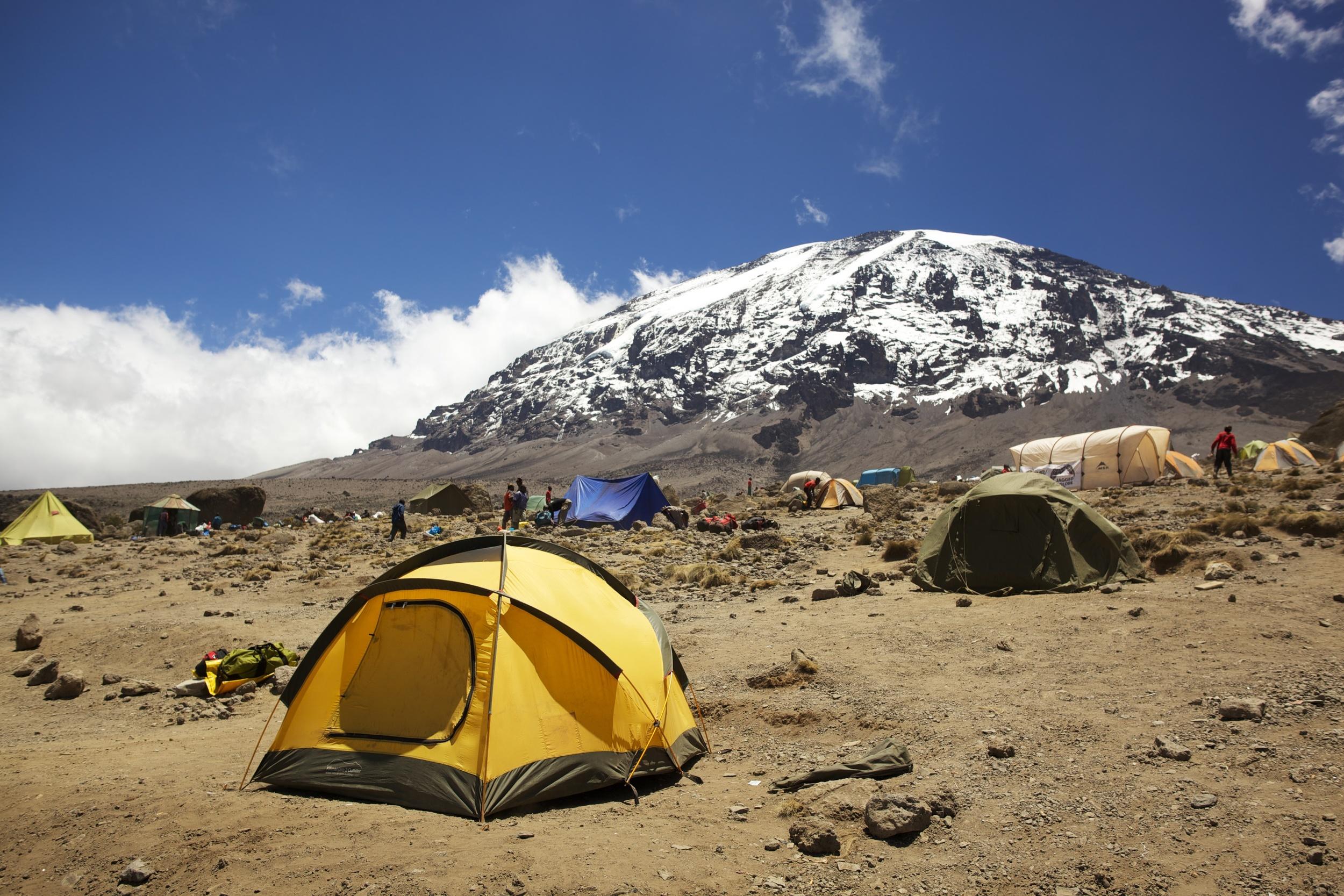 Karanga Camp, Mt. Kilimanjaro (TZ)