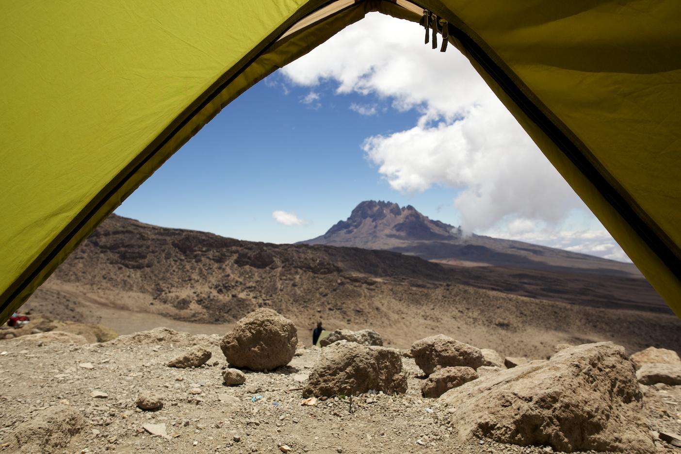 Barafu Camp (4600masl), Kilimanjaro (TZ)