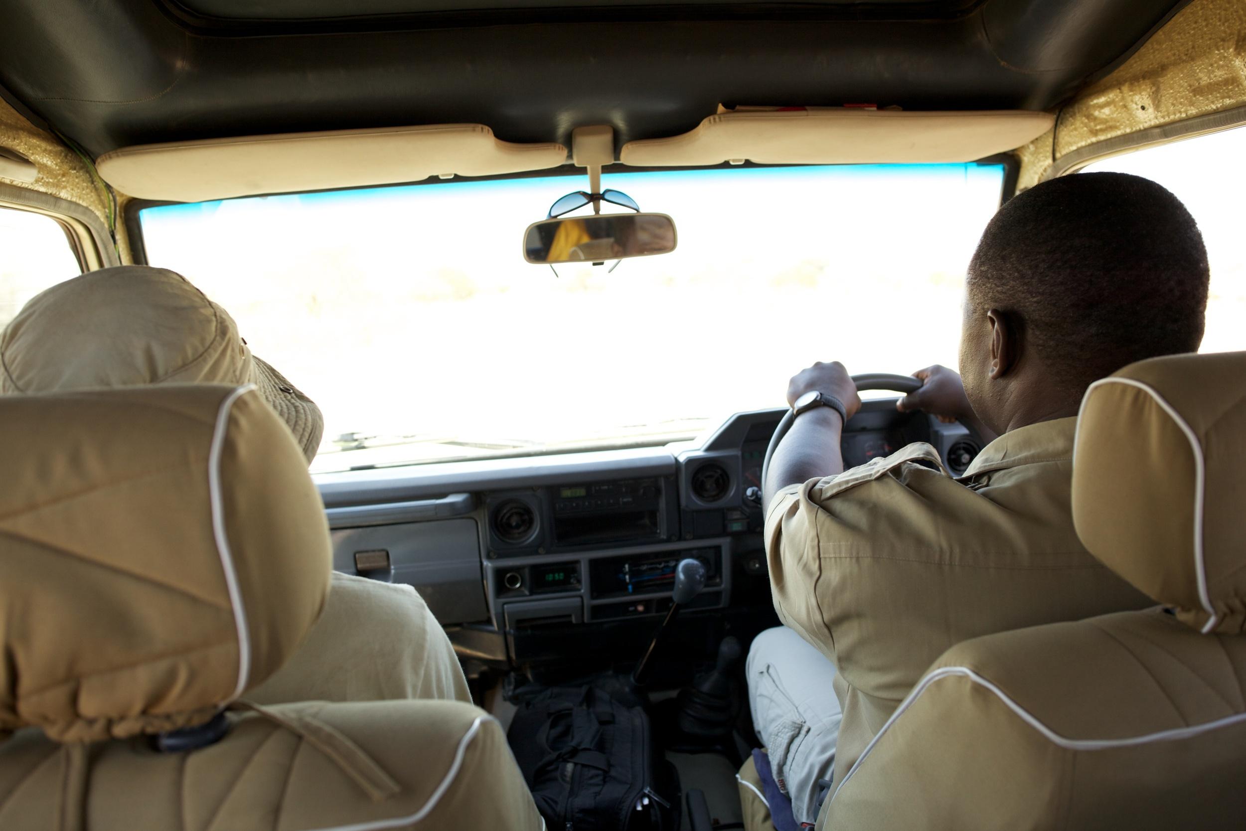 On the way to Ngorongoro, Tanzania