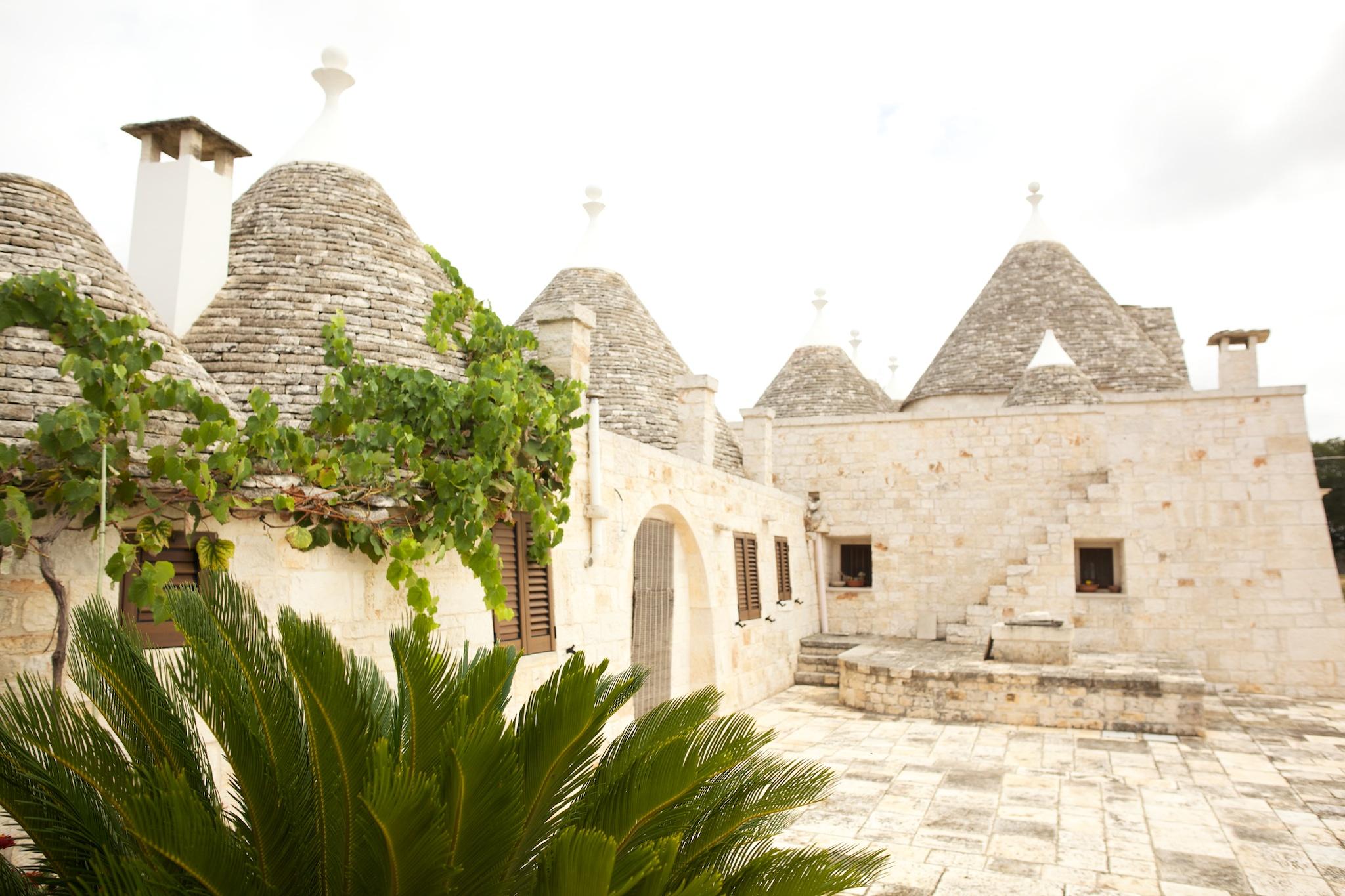 Locorotondo Ancient Houses