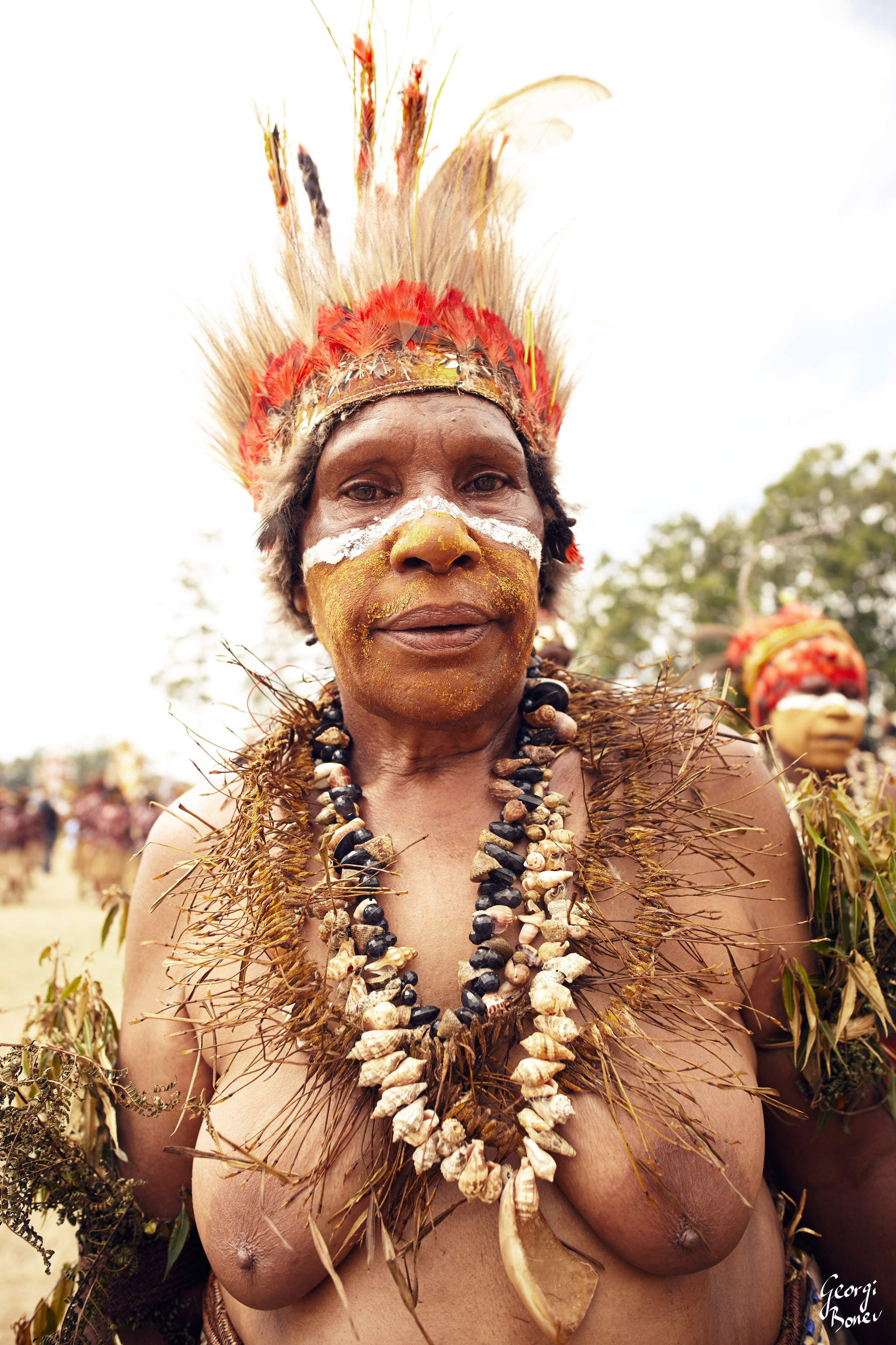 ARANGO WITCH IN PAPUA NEW GUINEA