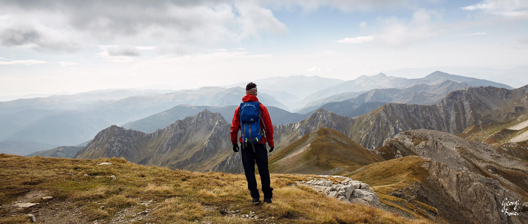 Korab Mountain, Mavrovo National Park, Macedonia & Albania