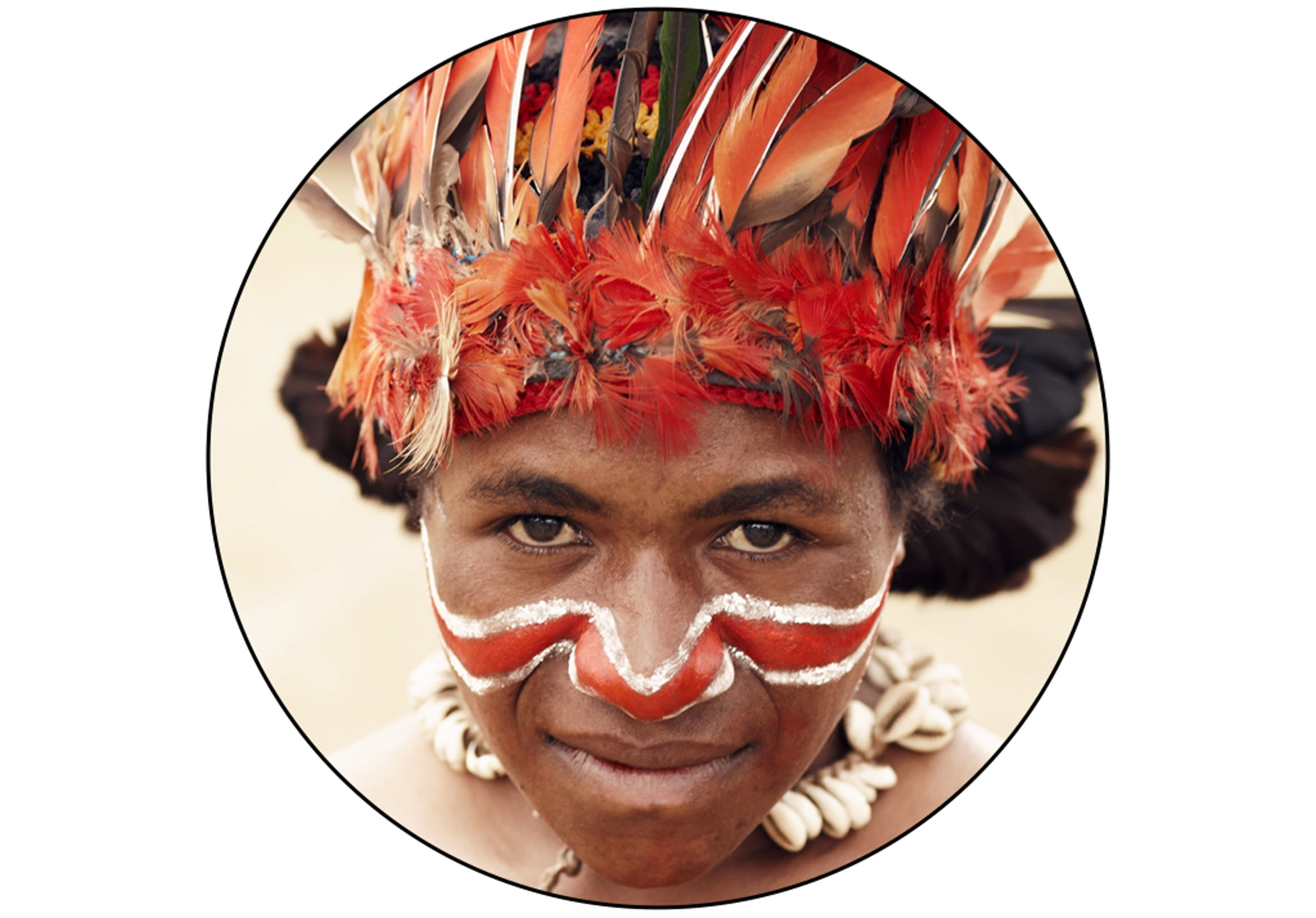 KARIMUI WOMAN, PAPUA NEW GUINEA