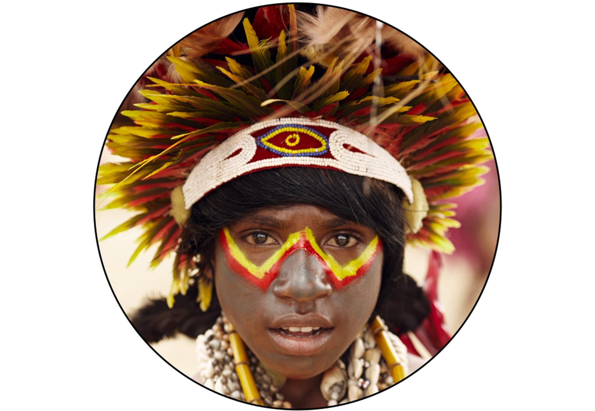 DUMANIGU BOY IN PAPUA NEW GUINEA