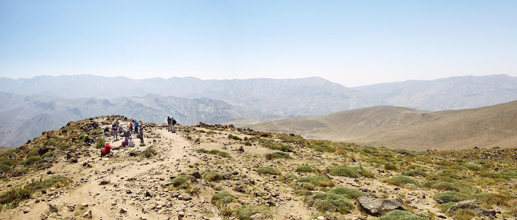 Albroz Mountain Range, Iran