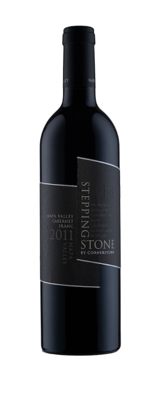 2011 Cornerstone Napa Valley Cabernet Franc, Stepping Stone