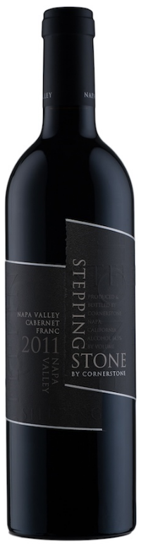2011 Cornerstone Napa Valley Cabernet Franc, Black Label Stepping Stone Cuvée