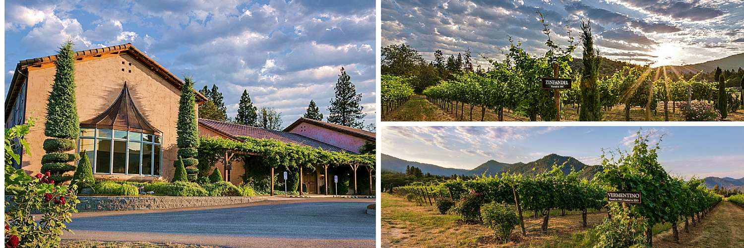 Troon Vineyard, Applegate Valley, southern Oregon