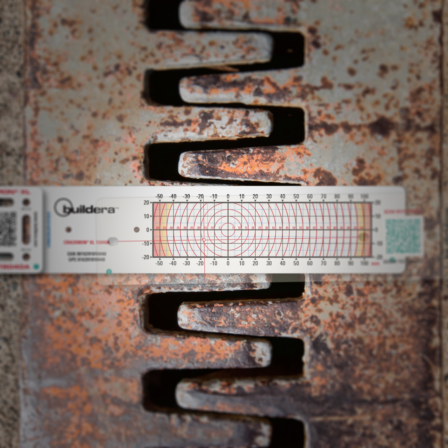 CRACKMON XL 15040A measuring expansion-joint expansion and contraction vs. time and temperature