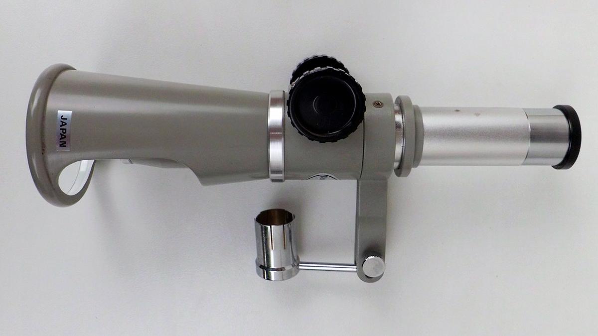 Figure 3. Precision optical microscope