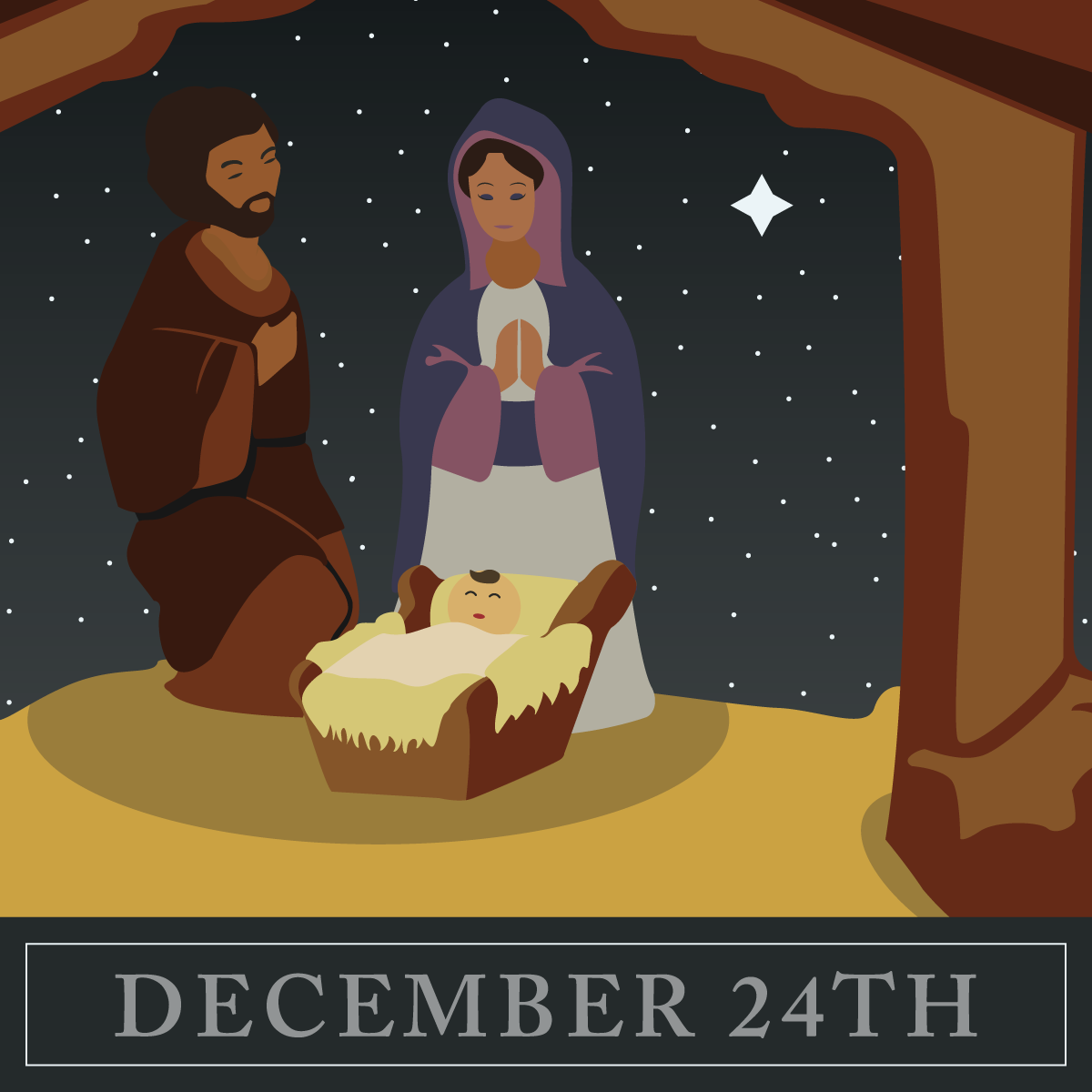 """Nativity"" // © 2012 - Brandon Leedy"