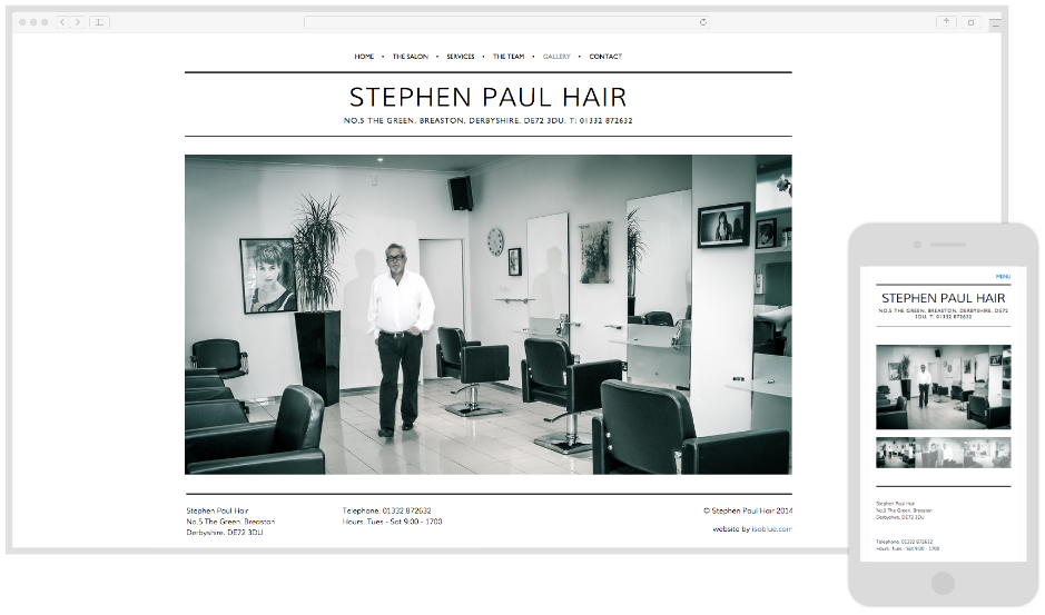 Stephen Paul Hairdressing