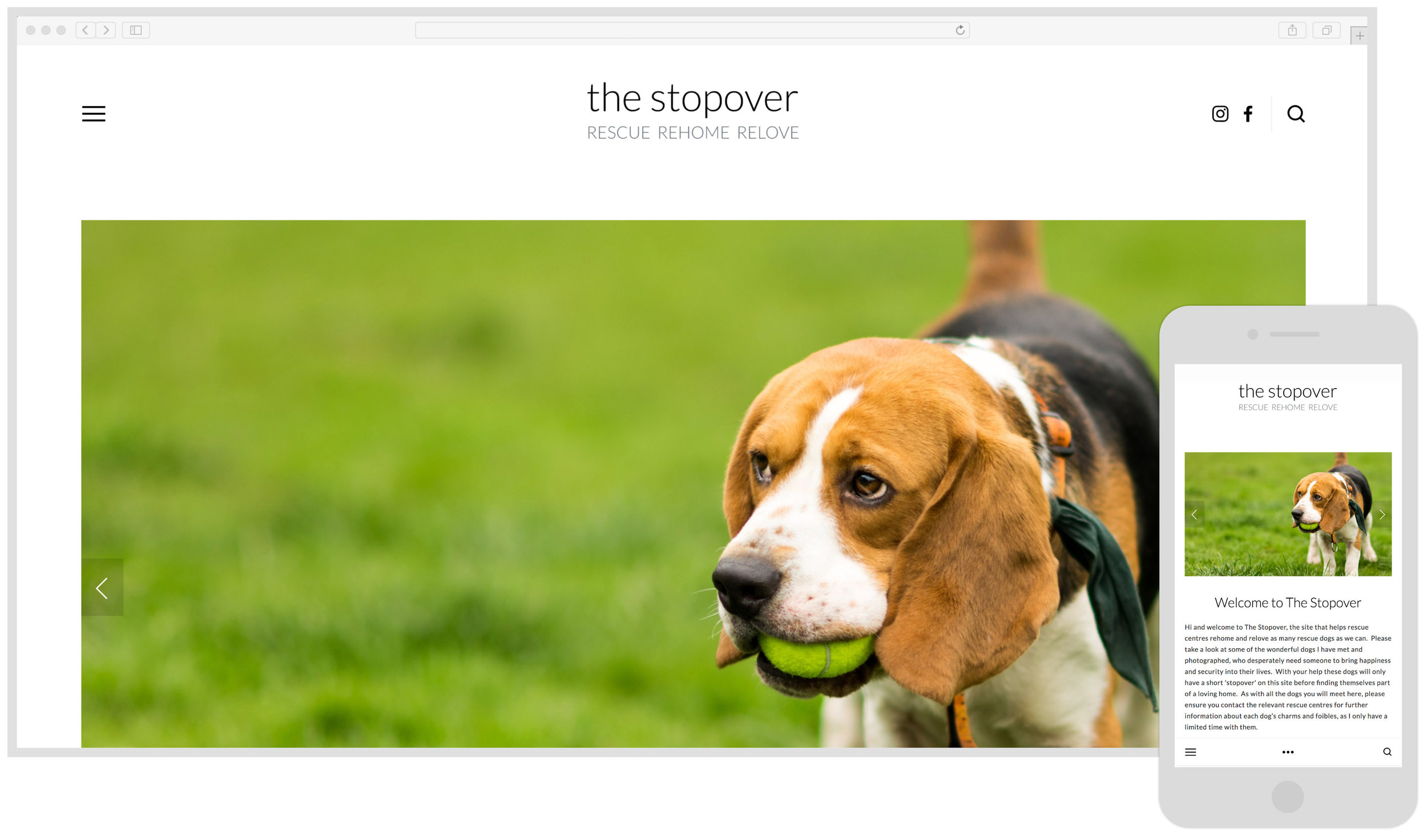 The Stopover - K9 Rehoming