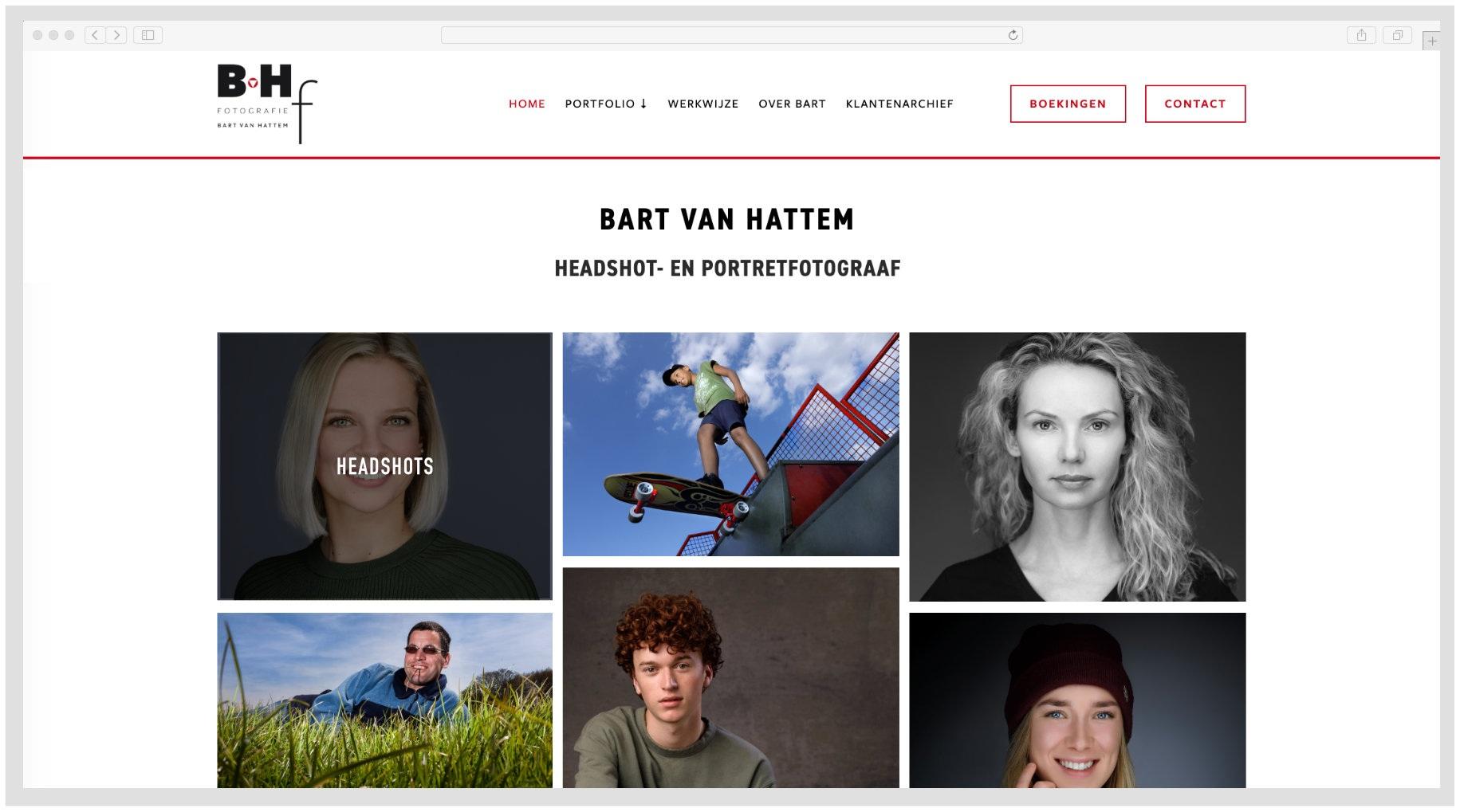 Bart van Hattem Photography. The Netherlands