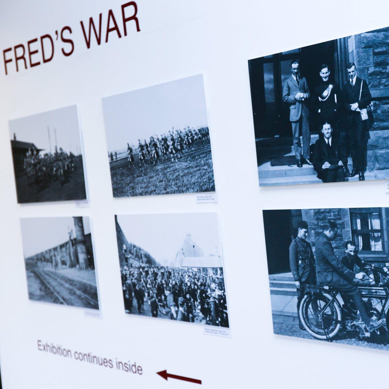 Fred%27s+War