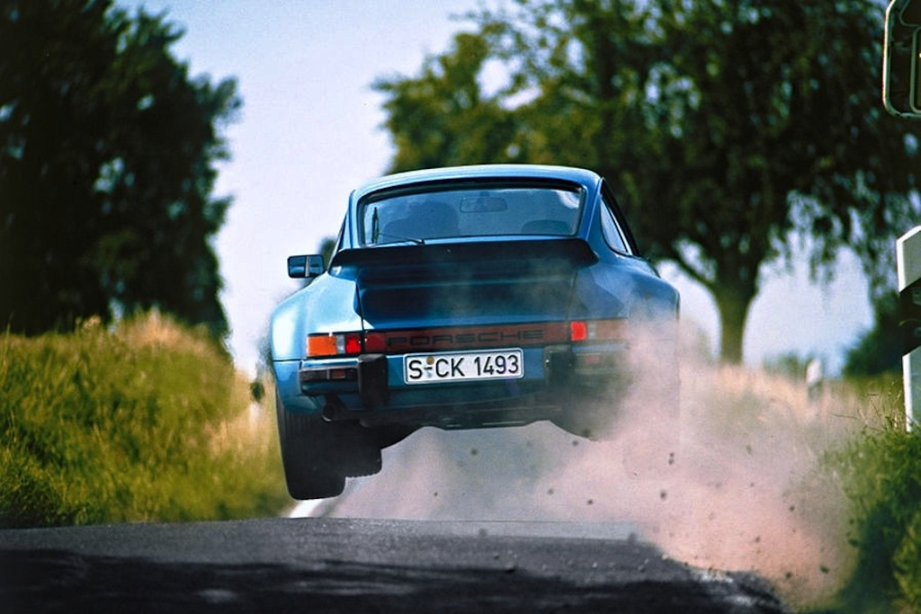 fabforgottennobility :       1975 Porsche 911 Turbo 3.0 (930)  da Auto Clasico