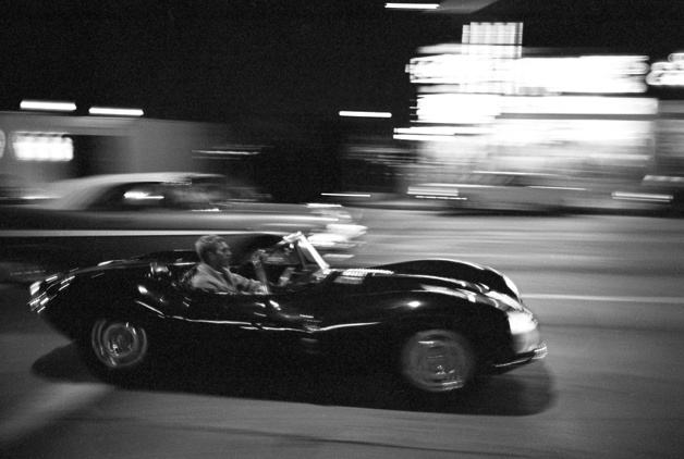 lifeofexcess :     Steve McQueen doing his thing.