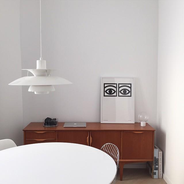 unframedpictures :   New Roommate 🇩🇰   Poulsen PH50  (at TiboDS)