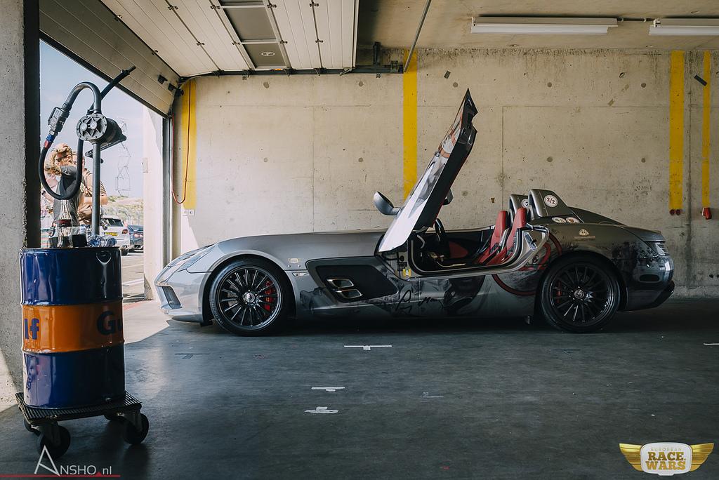 automotivated :       Stirling Moss  by Ansho Bijlmakers        Via Flickr:   European Racewars, Circuit Zandvoort Netherlands