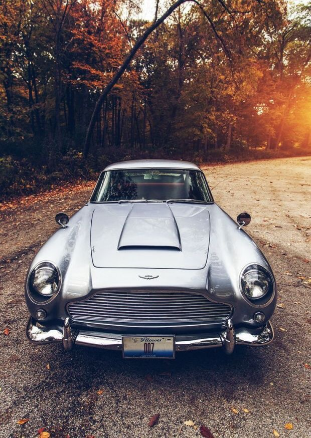 danielbalaian :     My name is Martin…Aston Martin