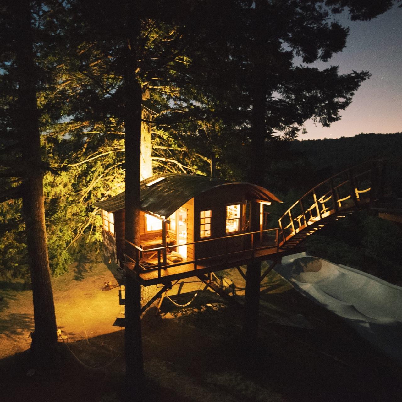 thecindercone :     Hot summer nights
