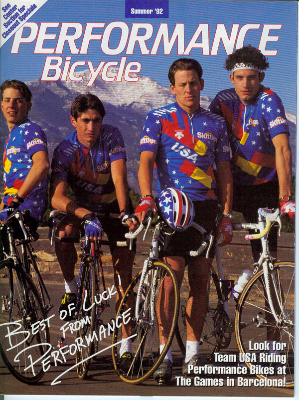 cyclocosm :      veloclub :   st. helens superstars      And now for the classics Americans are hot picks to win! These youngsters look full of piss and vinegar, and ready to stick it to the Euros.     The Skittles sponsorship is a nice touch.