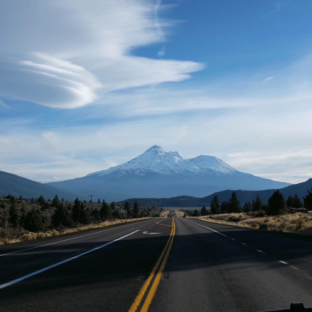 outofreception :     Mt. Shasta