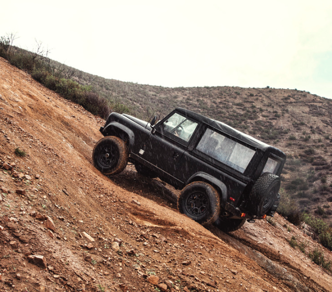 airows :     (via  ICON Land Rover Defender 90 = THE COOLEST « Airows )