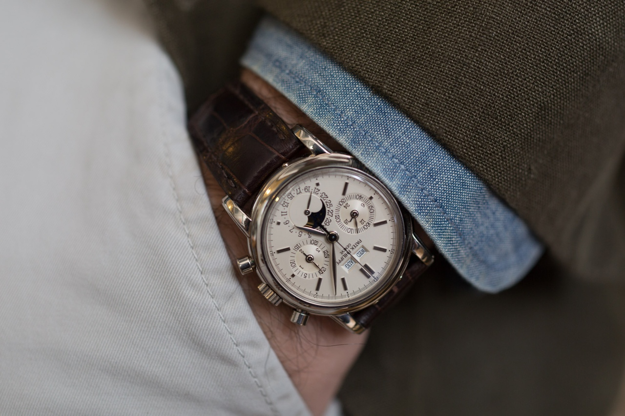 hodinkee :     As good as it gets.