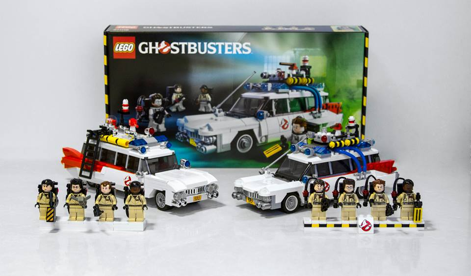 rickwebb :     Box art is out. Original user submission on left, official Lego release on right.