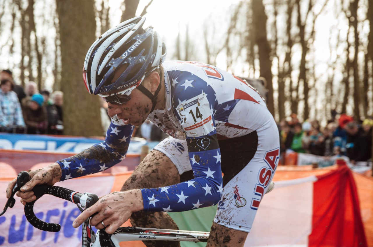 teamdreambicyclingteam :      You Gotta Love Emily Maye!    I have yet to meet Emily but her photos are easily some of my favorite. You can see more from the CX Worlds  HERE