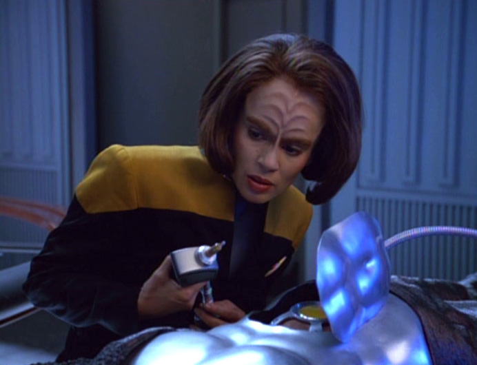 Teching the Tech on Voyager