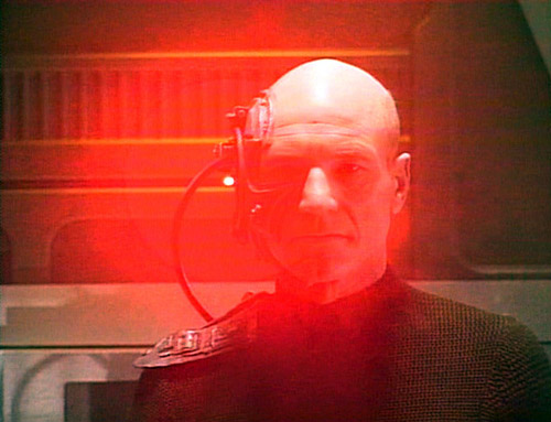 Yes, Picard. We get it. You've got a bright light attachment.