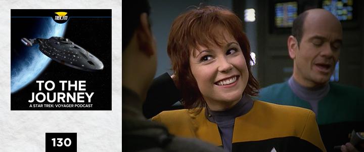 Lindsay Ballard — Star Trek Podcast | To The Journey