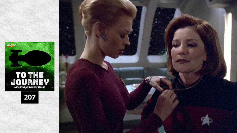 Janeway Seven Of Nine