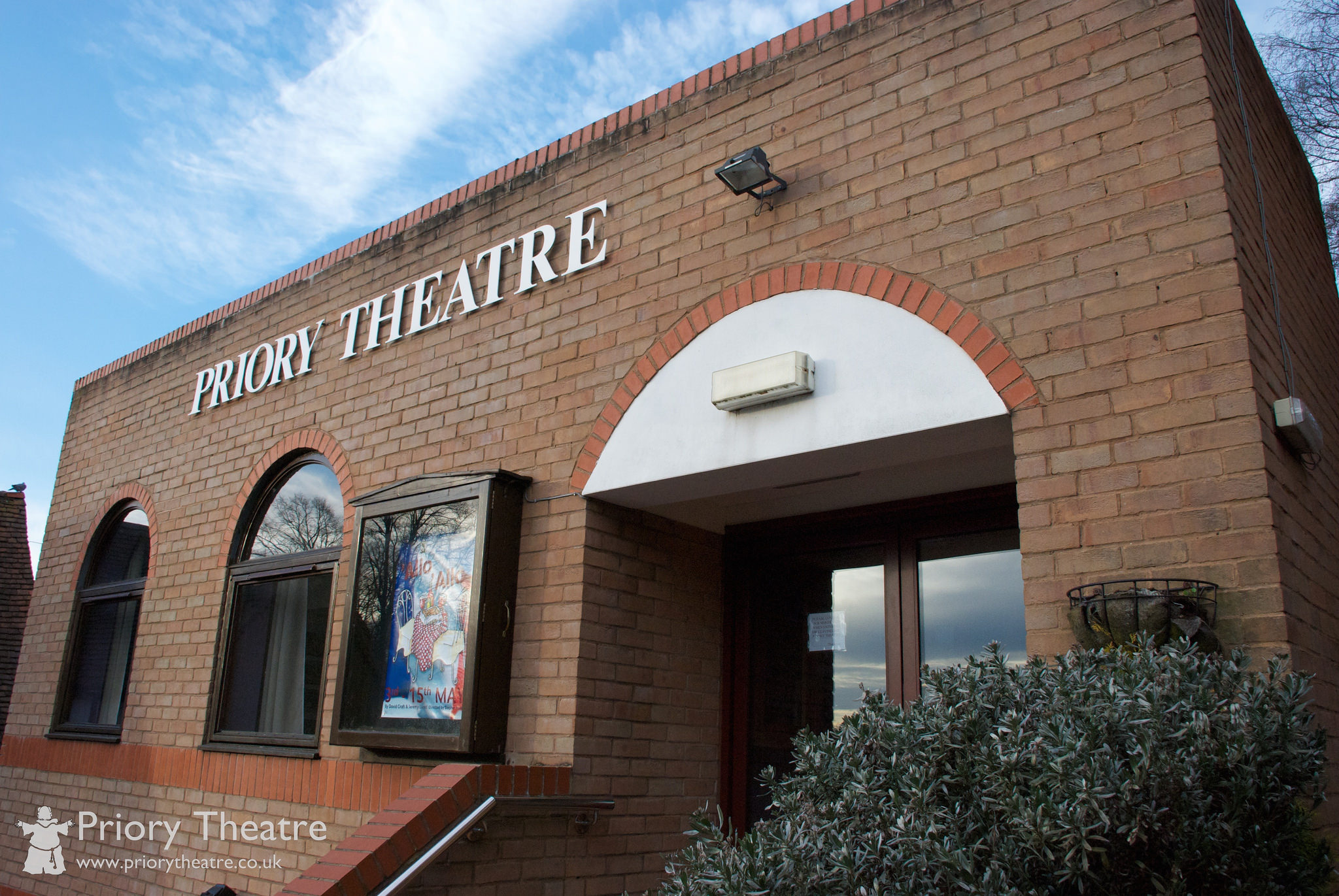 The Theatre Opposite Abbey Fields on Rosemary Hill, Kenilworth